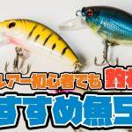 ルアー初心者が釣りやすい魚5選!海・淡水で釣れる魚を解説